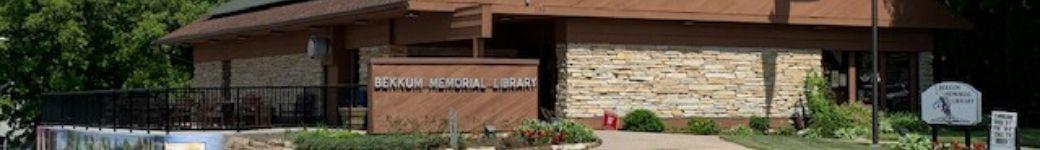 Bekkum Memorial Library